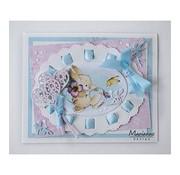 Marianne Design cutting dies by Marianne Design, Heart pins