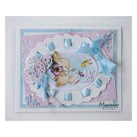 Marianne Design Skære skabelon fra Marianne Design, hjertepenne