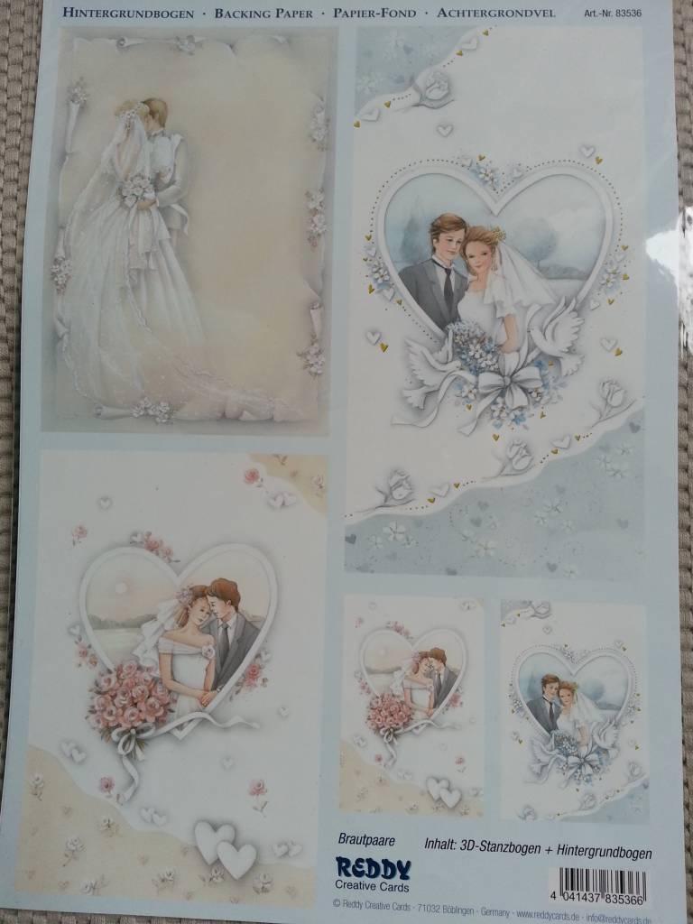 Unser Produkt Video mit Beispielkarten: Hochzeitskarten