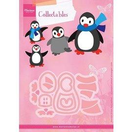 Marianne Design Stanzschablonen,Marianne Design, Pinguinen