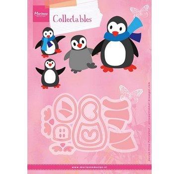 Marianne Design Cutter, Leane Creative, Pingvin