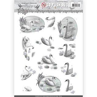 AMY DESIGN 3D pre-cut A4 sheet by Amy Design