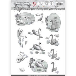 AMY DESIGN Foglio A4 pre-tagliato 3D di Amy Design
