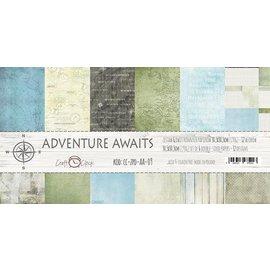 Designer Papier Scrapbooking: 30,5 x 30,5 cm Papier Kaart- en plakboekblok, afmeting 30,5 x 30,5 cm