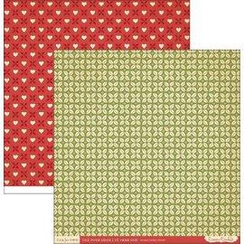 Designer Papier Scrapbooking: 30,5 x 30,5 cm Papier Kaarten en Scrapbook Papier, 30,5 x 30,5 cm