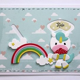 Joy!Crafts / Jeanine´s Art, Hobby Solutions Dies /  Punching templates, Joy Crafs, Sliders