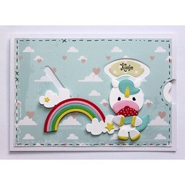 Joy!Crafts / Jeanine´s Art, Hobby Solutions Dies /  Plantillas de punzonado, Joy Crafs, Sliders.