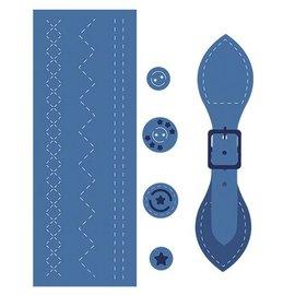 Studio Light Snijsjabloon van Joy Crafts, Sliders - Copy