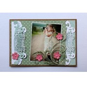 Joy!Crafts / Jeanine´s Art, Hobby Solutions Dies /  Snijsjabloon van Joy Crafts, bloem swirl