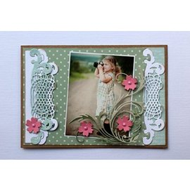 Joy!Crafts / Jeanine´s Art, Hobby Solutions Dies /  Snijsjabloon van Joy Crafts, bloem swirl