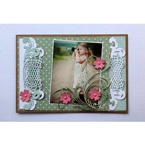 Joy!Crafts / Jeanine´s Art, Hobby Solutions Dies /  Stanzschablonen, Joy Crafts, Blume Strudel