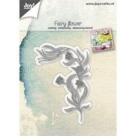 Joy!Crafts / Jeanine´s Art, Hobby Solutions Dies /  Matrices de découpe de Joy Crafts, fleur tourbillon