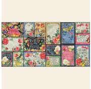 GRAPHIC 45 Blocco di carte