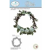 Elisabeth Craft Dies , By Lene, Lawn Fawn cutting dies, wreath