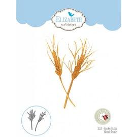 Elisabeth Craft Dies , By Lene, Lawn Fawn Plantillas de corte, Notas de jardín - vaina de trigo
