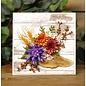 Elisabeth Craft Dies , By Lene, Lawn Fawn Snijmallen, Garden Notes - Tarwe schede