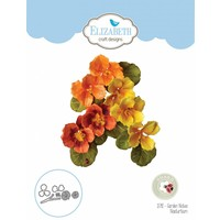cutting dies, Garden Notes - Nasturtium