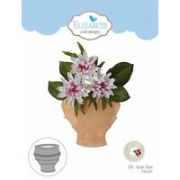Matrices de découpe, pots de fleurs