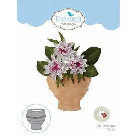 Elisabeth Craft Dies , By Lene, Lawn Fawn cutting dies, Flowerpot