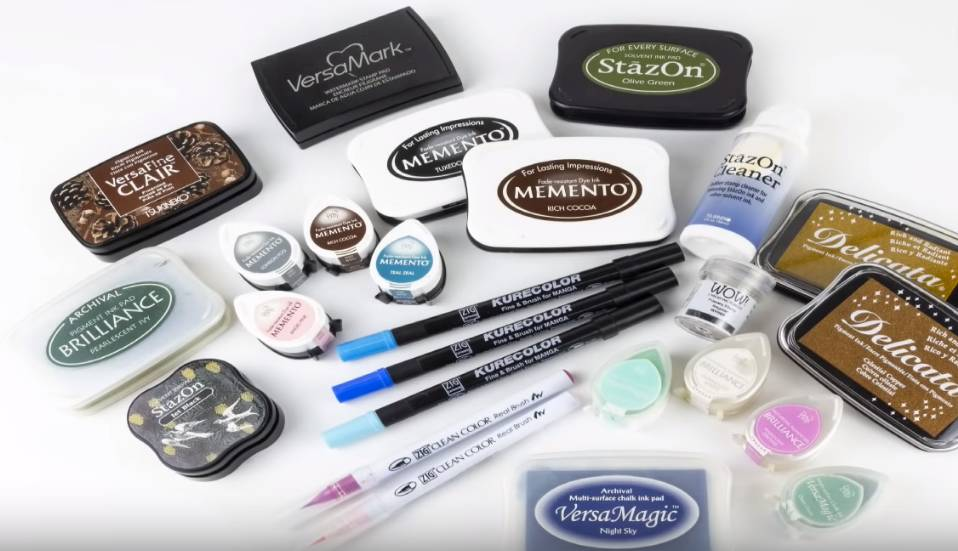 Video Tipps mit Stempel Tinte