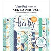 Carta Bella / Echo Park / Classica Karten- und Scrapbook Papierblock, Echo Park , Hello Baby Boy Collection