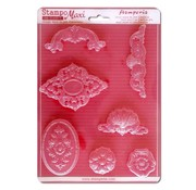 GIESSFORM / MOLDS ACCESOIRES Stamperia Soft Maxi Mold - LAST AVAILABLE!