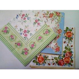 DECOUPAGE AND ACCESSOIRES Decoupage designer napkins