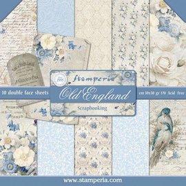 Card and scrapbook paper block, Stamperia