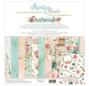 Designer Papier Scrapbooking: 30,5 x 30,5 cm Papier Card and scrapbook paper block, 30.5 x 30.5 cm