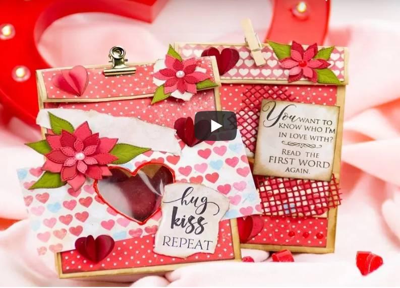liebevoll Basteln für Valentin / Geburtstag / Muttertag und vieles mehr!