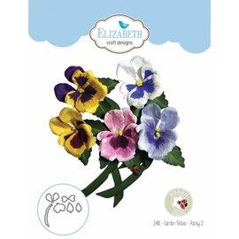 Elisabeth Craft Dies , By Lene, Lawn Fawn Taglio muore di Elizabeth Crafts, Note del giardino