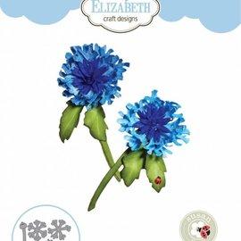 Elisabeth Craft Dies , By Lene, Lawn Fawn Stanzschablonen, 3D Kornblume