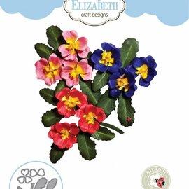 Elisabeth Craft Dies , By Lene, Lawn Fawn Stanzschablonen, 3D Primeln