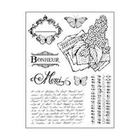 Stamperia stamp motif