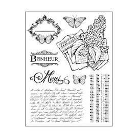 Stamperia Motif de timbre Stamperia
