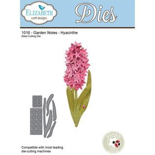 Elisabeth Craft Dies , By Lene, Lawn Fawn Matrices de découpe, Notes de jardin