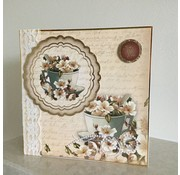 "Hunkydory Luxus Sets Hunkydory, set di carte di lusso ""Vintage Blossom"""