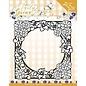 Crealies und CraftEmotions Stanzschablonen, Decorative Zierrahmen,  13,2 x 13,2 cm
