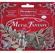 Stamperia Embellissements Stamperia Metal Fantasy