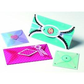 Schablonen, für verschiedene Techniken / Templates Modèle d'art pour diverses enveloppes