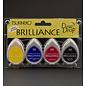 FARBE / STEMPELKISSEN Brilliance Dew Drop - Set of 4 - Copy