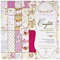 Elisabeth Craft Dies , By Lene, Lawn Fawn Kaart- en  scrapbookblok, 20,3 x 20,3 cm