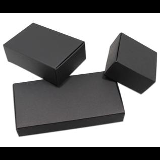 Karten und Scrapbooking Papier, Papier blöcke A4 Luxury Cardstock, 220 gsm,  Schwarz, 10 Bögen