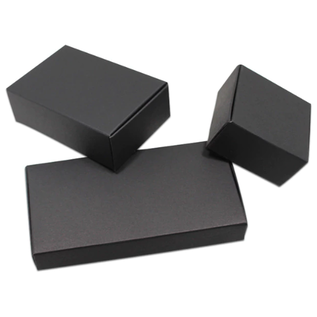Karten und Scrapbooking Papier, Papier blöcke Cartoncino di lusso A4, 220 g / m², nero, 10 fogli