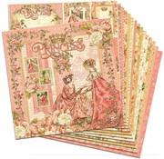 GRAPHIC 45 Blocco carta e scrapbook, 20,5 x 20,5 cm