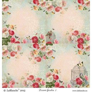 """LaBlanche 1 Bogen, 30,5 x 30,5 cm von La Blanche 'Dream Garden 3"""""""