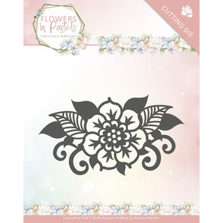 Precious Marieke cutting dies, Single flowers, 3.7 x 6.4 cm
