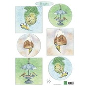 Marianne Design Picture sheet A4