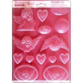 Stamperia Moldes flexibles, incluso adornos!