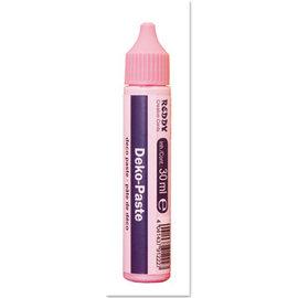 FARBE / MEDIA FLUID / MIXED MEDIA Deco pasta, roze, 30 ml
